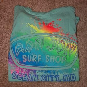 Ocean City, MD. Ron Jon surf shop t-shirt